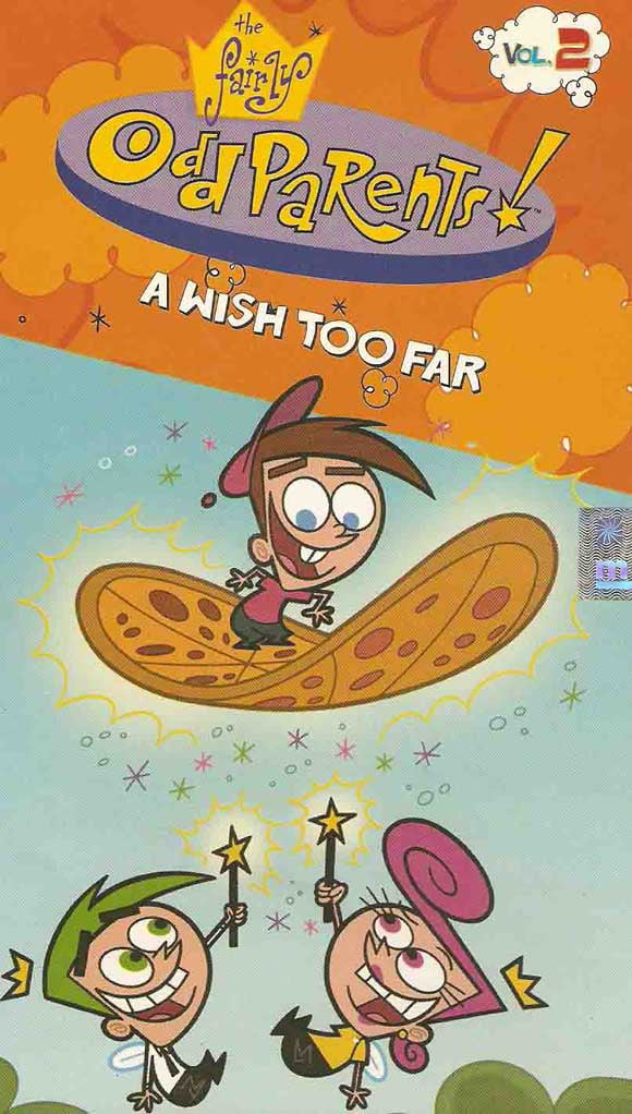 The Fairly OddParents POSTER (TV) Mini Promo by