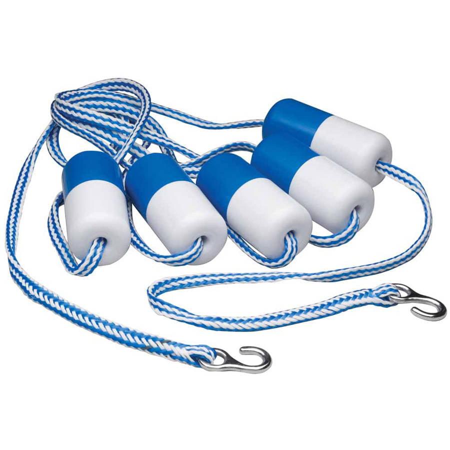 Ocean Blue Rope Float Kit for Swimming Pools