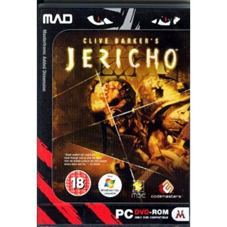 CLIVE BARKER'S Jericho (PC Game) a Special Forces Unit trained in both conventional warfare and the arcane (Best Trained Special Forces)