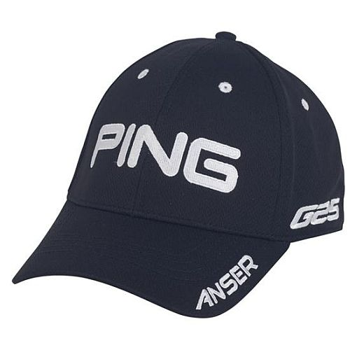 Ping G25 Tour Structured Hat Anser Golf Cap 2013 NEW