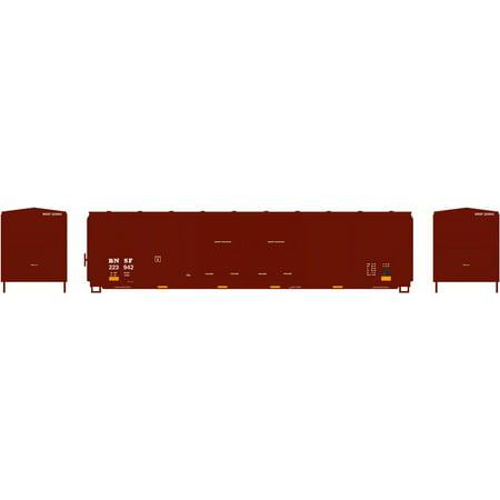 Athearn Roundhouse Ho Scale 50Ft Fmc 5283 Dd Box Car Bnsf  223942