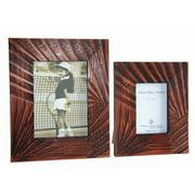 Sunshine Trading ST-05-5 Handmade Wood Photo Frame - 3.5 x 5 Inch