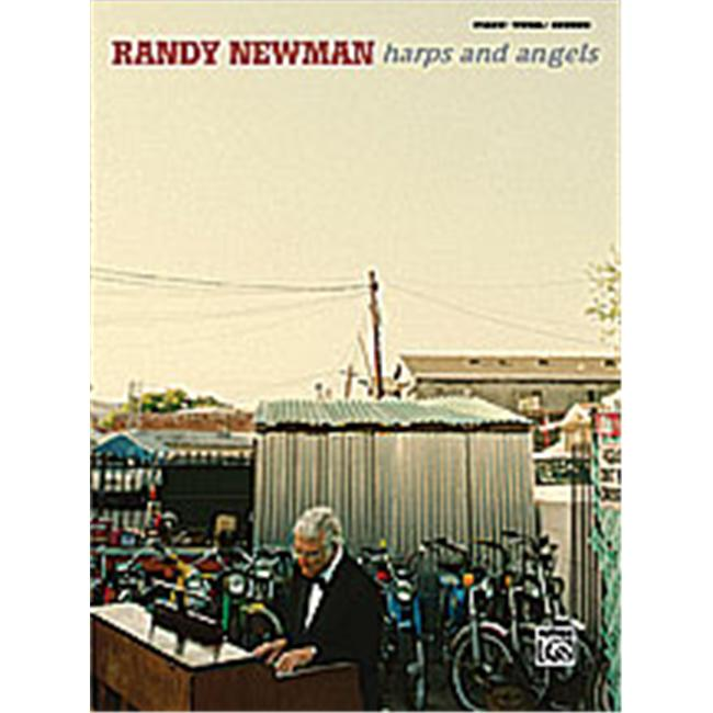 Alfred 00-31931 Randy Newman- Harps and Angels Music Book by Alfred