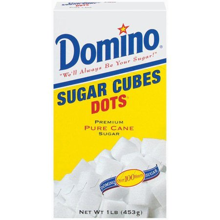 Sugar Cubes (Domino Dots Pure e 126 Ct Sugar Cubes 1 Lb (Pack of 12) )