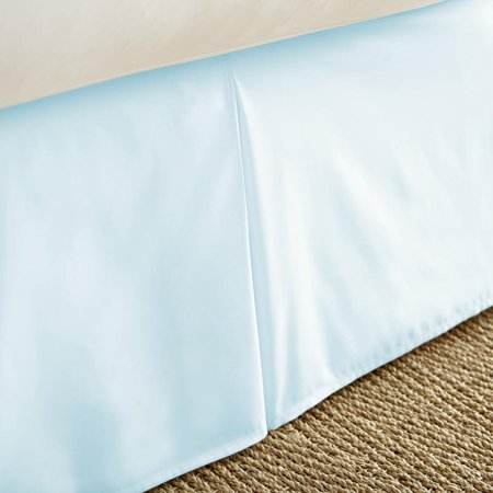 - Noble Linens California King Premium Pleated Bed Skirt Dust Ruffle, 1 Each