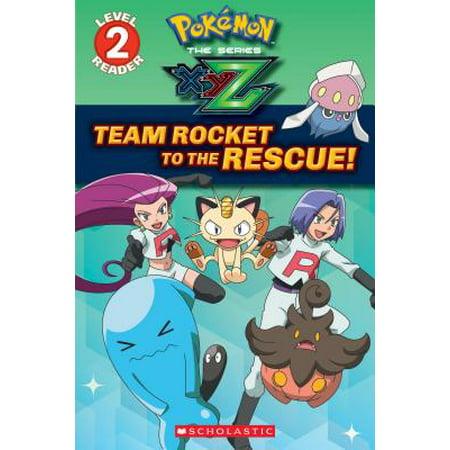Team Rocket to the Rescue! (Pokémon: Kalos Reader