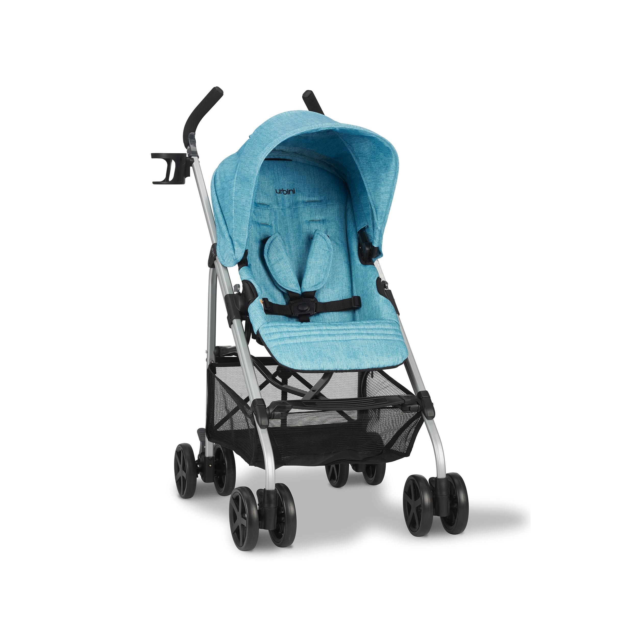 Urbini Reversi Stroller Special Edition, Blueberry Fizz