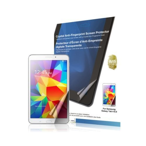 Crystal Anti-fingerprint Screen Protecto