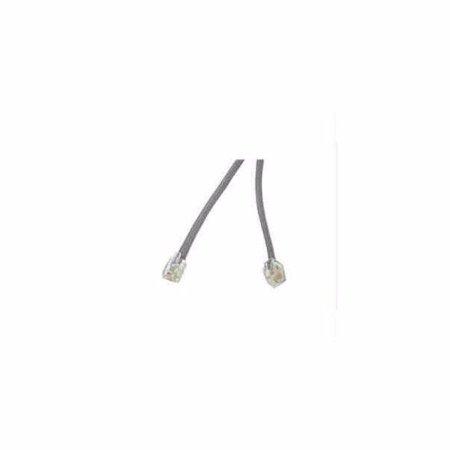 C2g 25ft Rj12 6p6c Modular Cable Straight