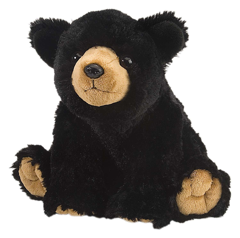 Unicorn Teddy Bear Toys R Us, Cuddlekins Black Bear Plush Stuffed Animal By Wild Republic Kid Gifts Zoo Animals 12 Inches Walmart Com Walmart Com