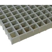 FIBERGRATE 879210 Molded Grating,Span 4 ft.