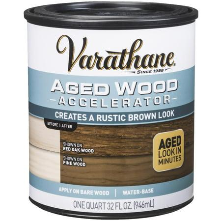Varathane Wood - Varathane Wood Accelerator Interior Stain