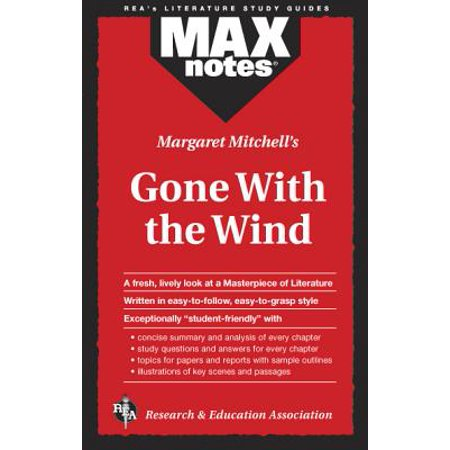 Gone with the Wind (Maxnotes Literature Guides)](Gone With The Wind Costume Patterns)