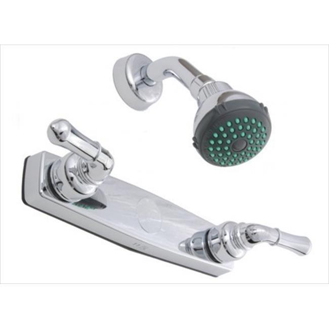 AMER BRASS CH59 8 inch Chrome Shower Valve