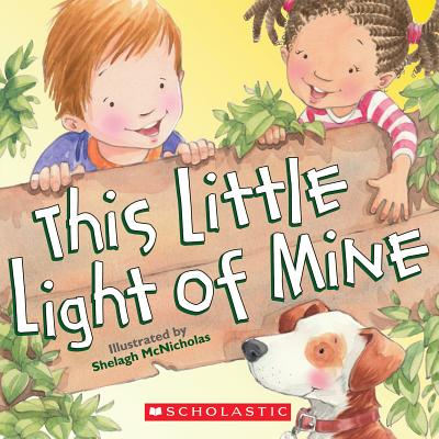 This Little Light of Mine (Board Book)