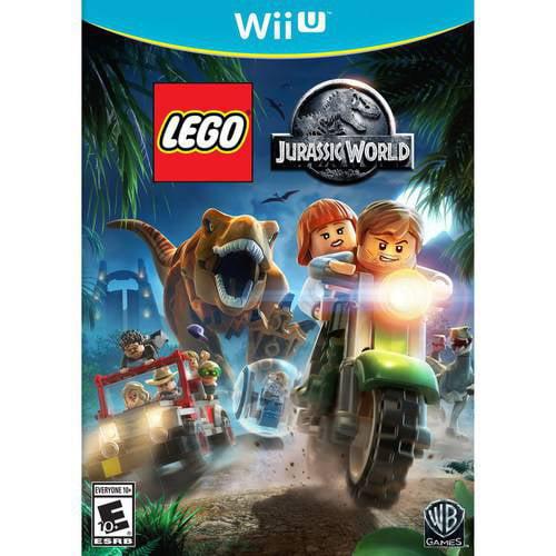 LEGO Jurassic World, Warner, Nintendo Wii U, 883929472840