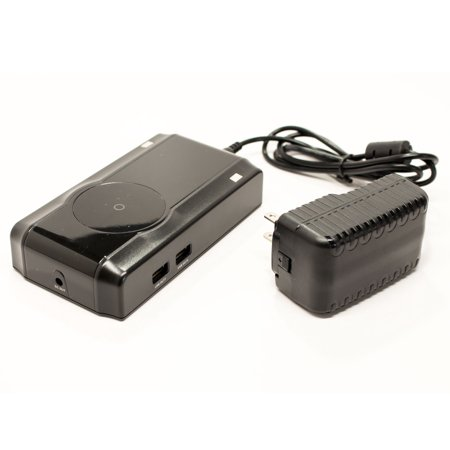 Bosch 18V Battery Charger Replacement - Compatible with Bosch BAT181, 13618, BAT026, 33618, 52318, 23618, BAT025, 35618, 32618, 2607335688, 3860K, 3453, BAT180, PSB 18 VE 2, 22618, 1662, 15618,
