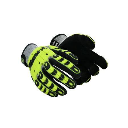 Magid T-REX Flex Series TRX440 Lightweight Knit Impact Glove  Cut Level A4 - T Rex Gloves