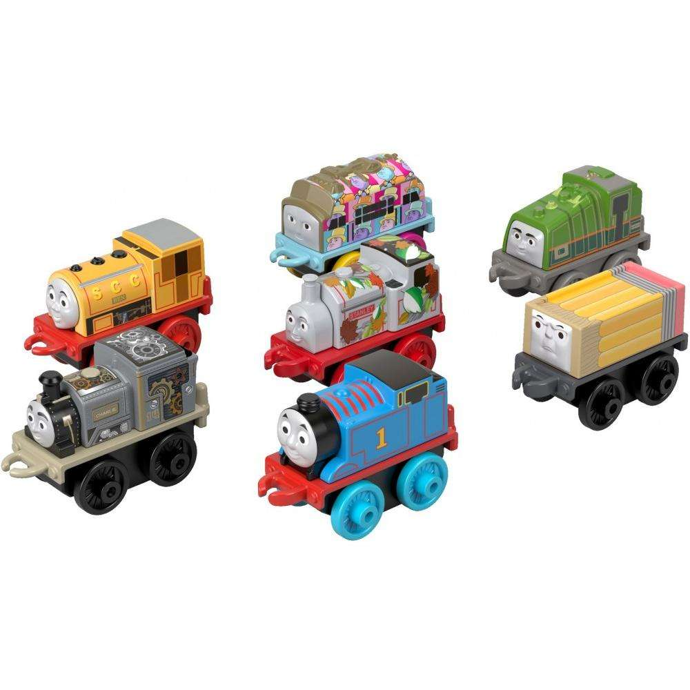 Thomas & Friends MINIS 7 pack - Pack #1