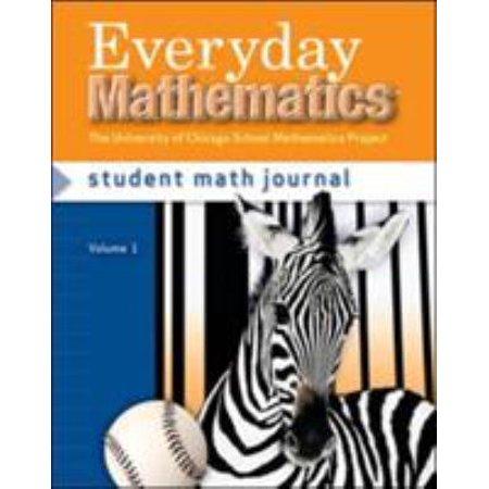 Everyday Mathematics Math Journal Grade 3