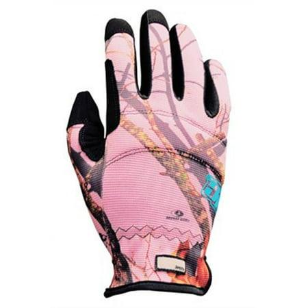 9806-26 Womens Mossy Oak Camo Utility Glove, Large