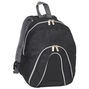 posh junior backpack, black, one size