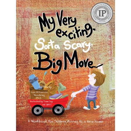My Very Exciting, Sorta Scary, Big Move: A Workbook for Children Moving to a New Home - eBook](Scary Cartoon For Kids)