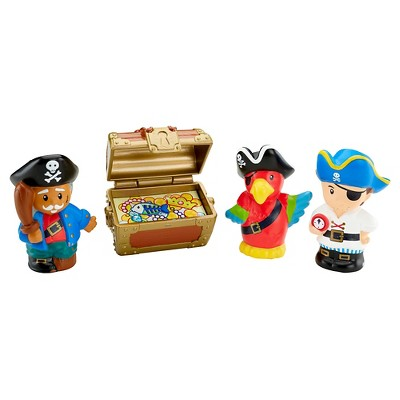 Fisher Price Little People Pirate Buddy Pack by