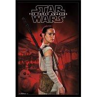 Star Wars: The Force Awakens - Rey Staff