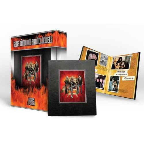 Gene Simmons Family Jewels: The Complete Season One