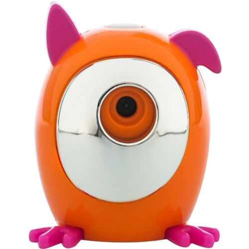 Wowwee Snap Pets Dog, Peach/pink - Snap Pet Dog - Snap Pictures- Hands-free - App For Direct Share - Take Pictures On The Go - Portable (1402_3)