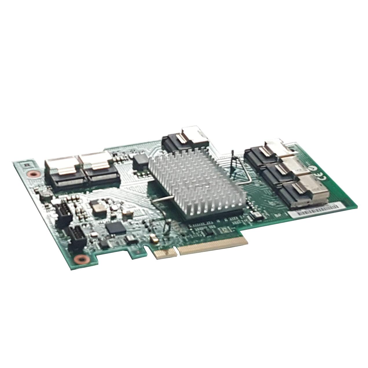 IBM 16 Port PCIe ServeRAID SAS SATA 6GB RAID Expansion Adapter 46M0997 Refurbished
