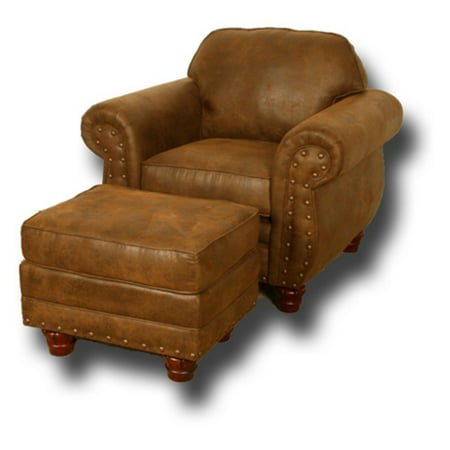 American Furniture Classisc Sedona Chair And Ottoman