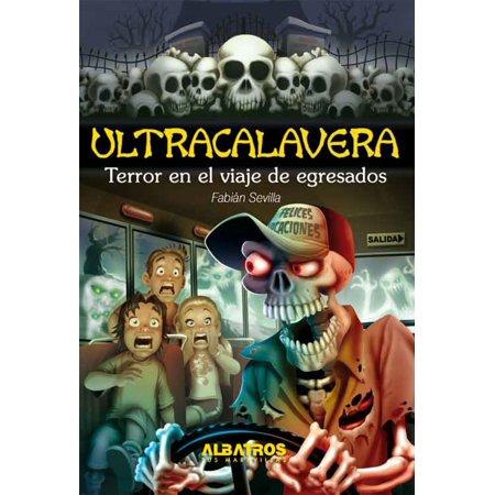 Terror en el viaje de egresados EBOOK - eBook](Casas De Terror En Halloween)