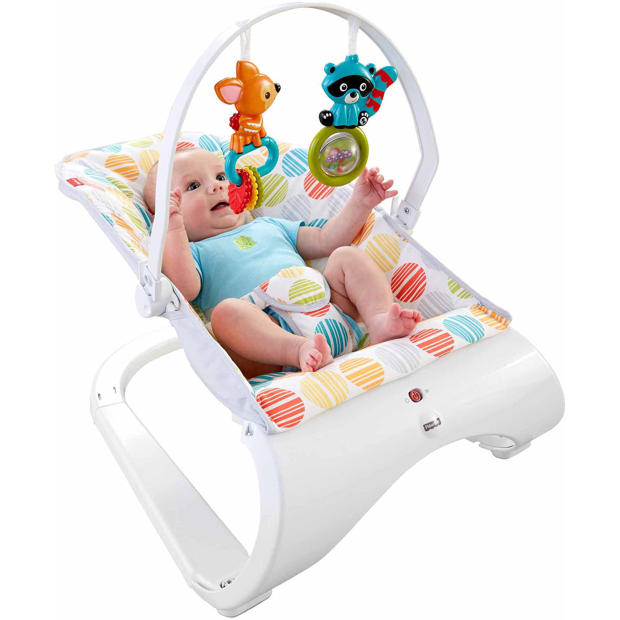 Bright Starts Jungle Blooms Bouncer Walmart