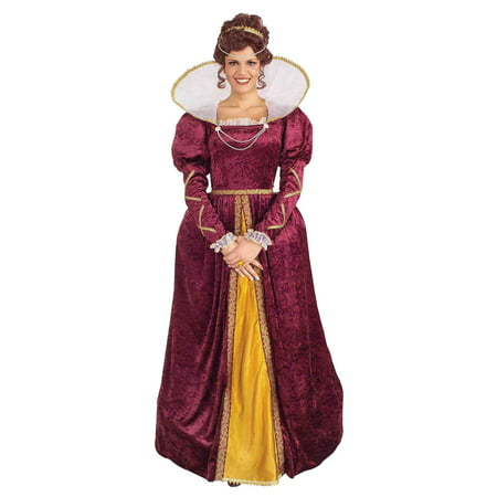 Queen Elizabeth 1 Costume (Queen Elizabeth Adult Costume)