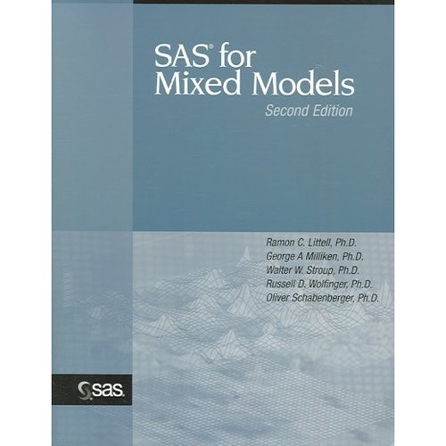 SAS for Mixed Models