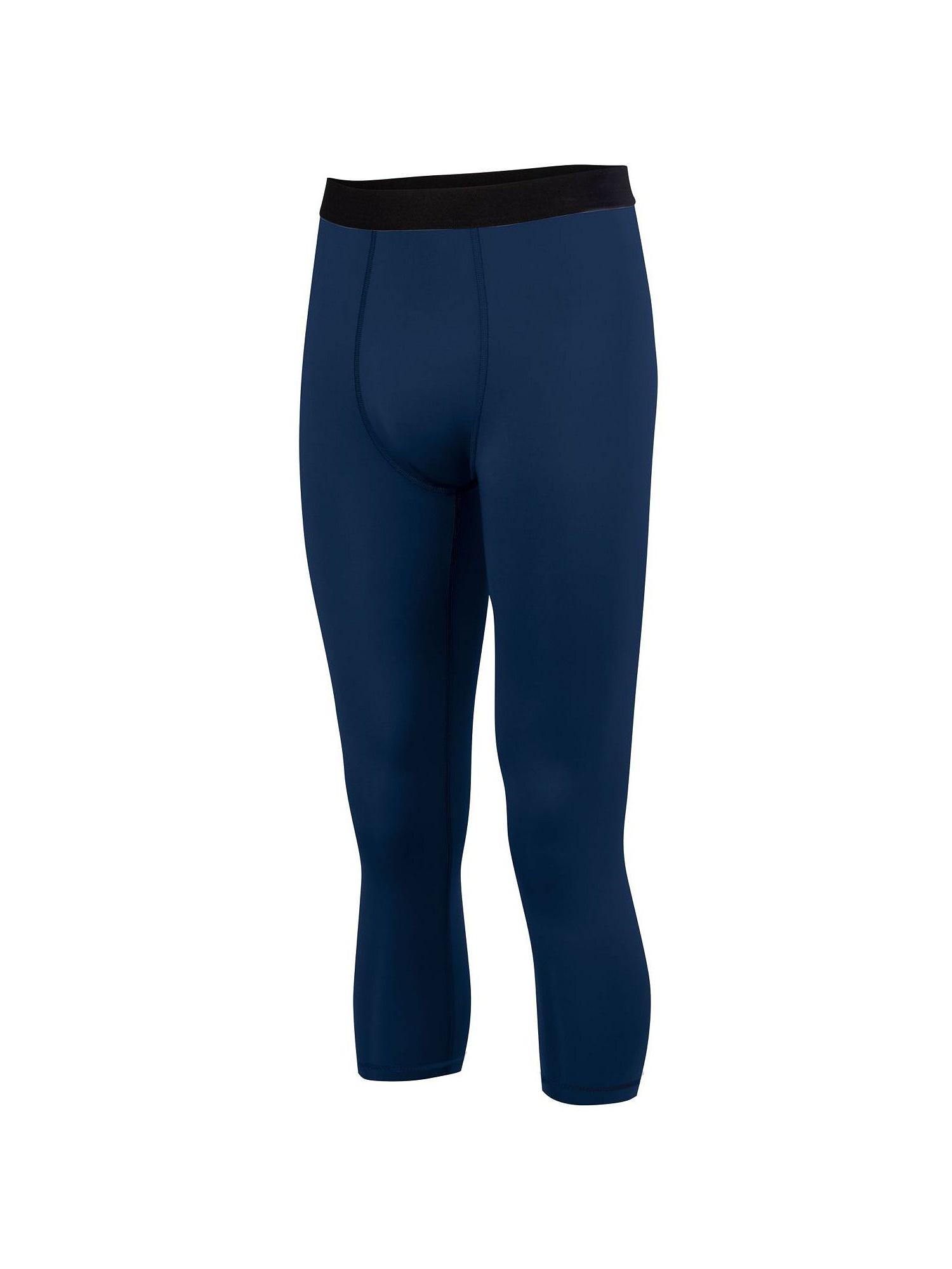 Augusta Sportswear Men's Hyperform Compression Calf-Length Tight 2618