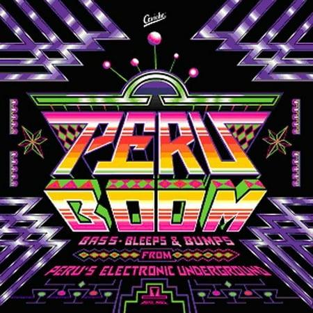 Peru Boom / Various (Vinyl)