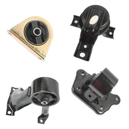 For: 02-07 Mitsubishi Lancer 2.0L Engine Motor & Trans Mount for Auto Transmission. 02 03 04 05 06 07 MK6647 MK4606 MK4617 MK4641 -