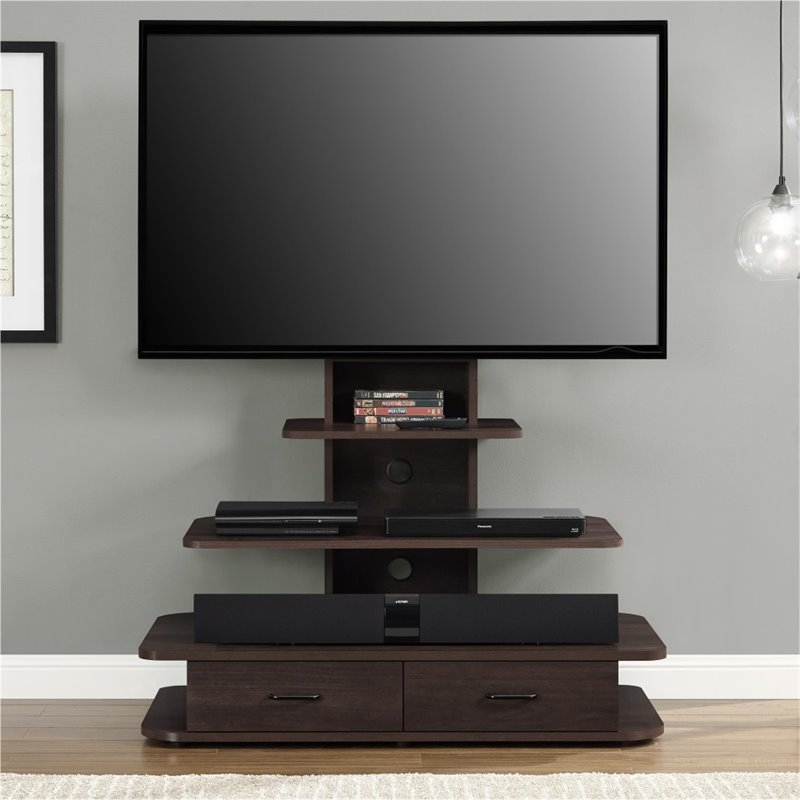 Ameriwood Home Galaxy XL TV Stand with Drawers for TVs up to 70\ by Ameriwood