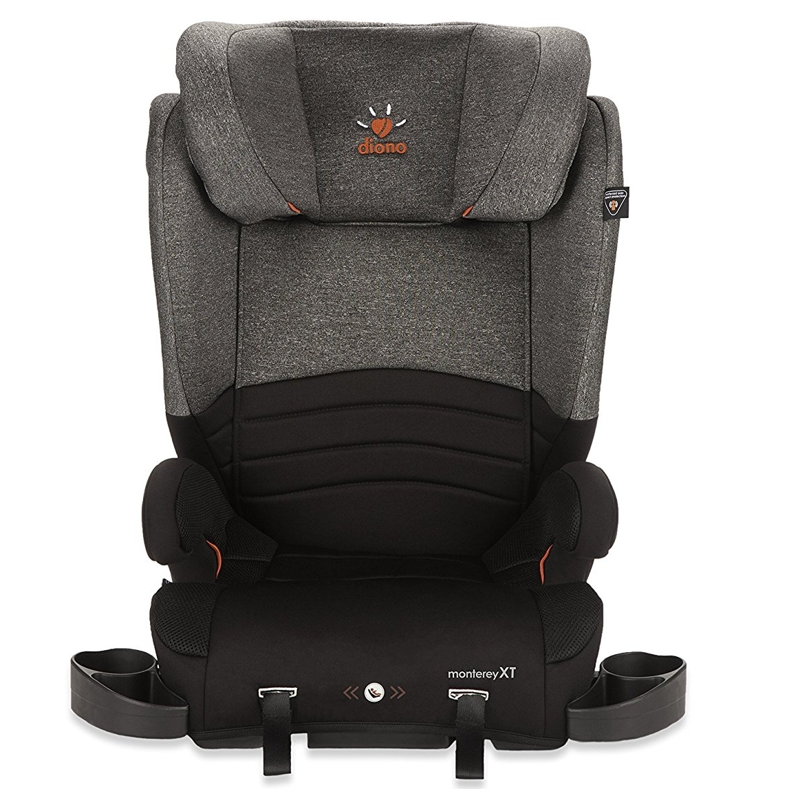 Diono Monterey XT High Back Booster Seat - Heather