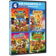Four Kid Favorites: Scooby-Doo Movie Collection Legend Of The Vampire Where's My Mummy? The Samurai Sword Legends Of The... by Hanna Barbera