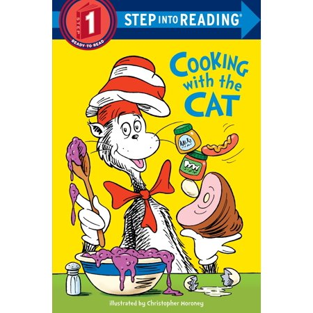 The Cat in the Hat: Cooking with the Cat (Dr. Seuss) (Paperback) for $<!---->