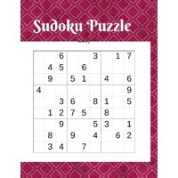 Suduko Puzzle: Book for Adults/teen with easy to hard levels. improve your game with these two challenging levels. Large print and so