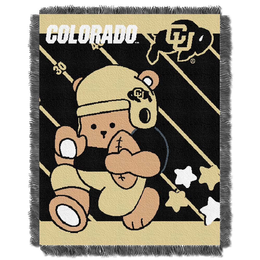 Colorado Jacquard BABY Throw Blanket