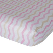 Gingersnap Ellie Fitted Crib Sheet