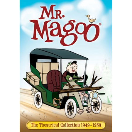 Mr. Magoo: The Theatrical Collection 1949-1959 (DVD)
