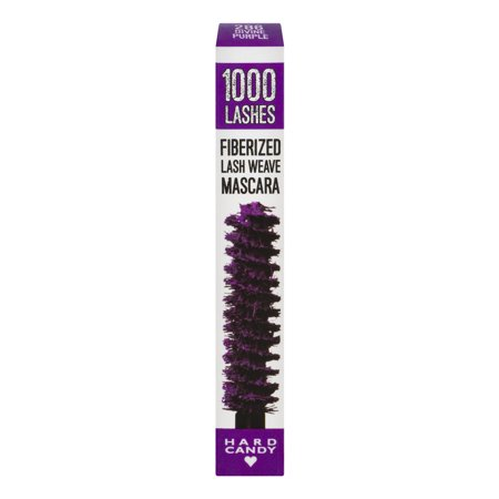 Hard Candy 1000 Lashes Mascara, 0286 Divine Purple, 0.26 oz