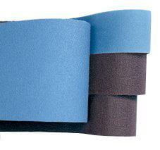 NorZon Plus Benchstand Belts, 2 1/2 in X 60 in, 80, Zirconia - 10 Each